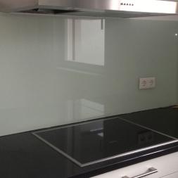 Spritzschutz für Küchen